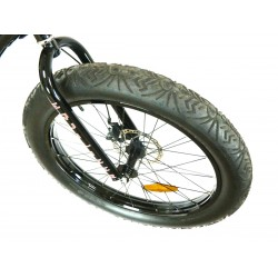 Fat Tire Front Wheel