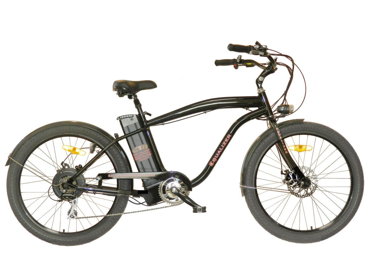 Quality Equalizer Electric Bicycles